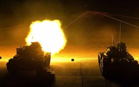 shot, ночь, оружие