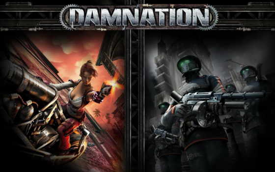 game, damnation, section