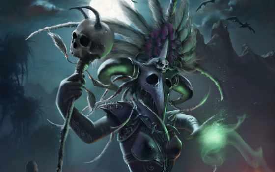 witch, доктор, diablo