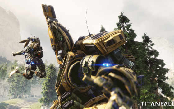titanfall, respawn, one, игры, xbox, video, multiplayer, тест,