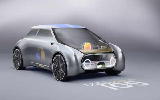 мини, vision, next, июнь, concept, bmw, cars, electric, существо, будущее, ctrl,