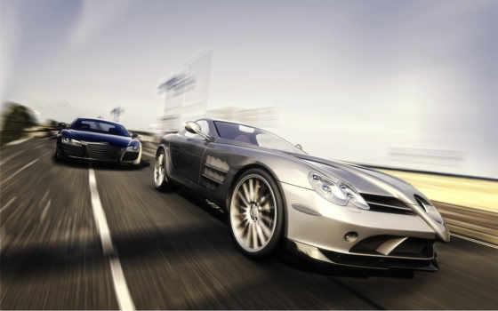 машины, автомобили, mercedes, авто, slr, ауди, дорога, скорость, машина, телефон, benz,