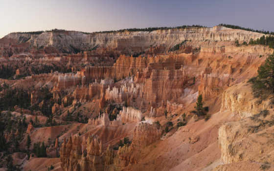 каньон, national, park, bryce, utah, grand, пустыня,