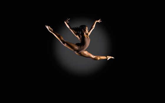 спорт, девушка, картинку, iphone, про, dance, спортсменка, прыжок,