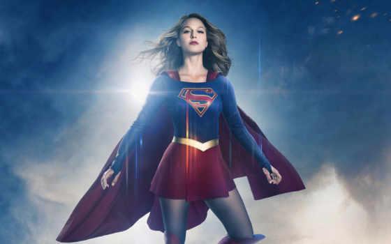 супергёрл, cw, supergirl