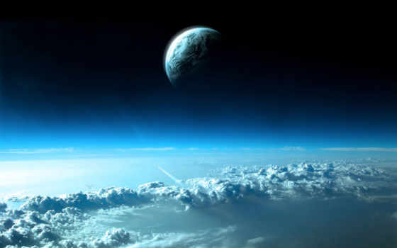cosmos, samsung, planet, oblaka, космоса, атмосфера, galaxy, небо,