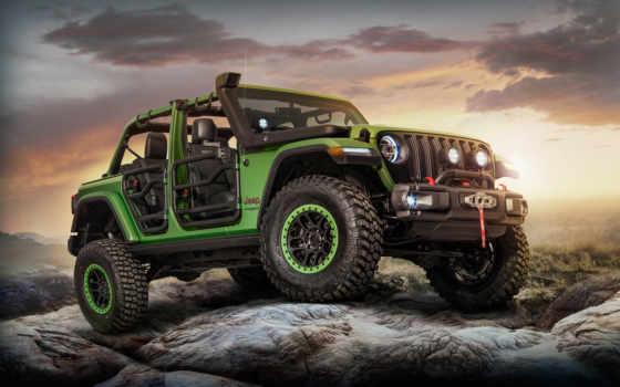 jeep, wrangler, нового, los, rubicon, mopar, анджелесе, авто, показать, поколения,