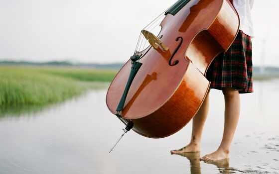 виолончель, девушка, molyavka, уж, loaded, water, best, музы