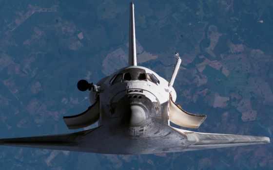 космос, shuttle