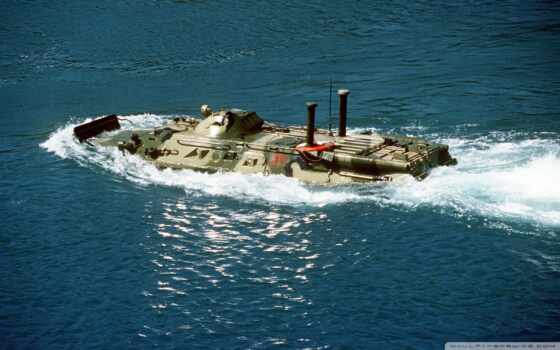 vehicle, amphibious, army