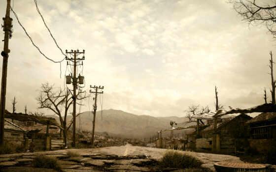 fallout, игры Фон № 49753 разрешение 1600x1200