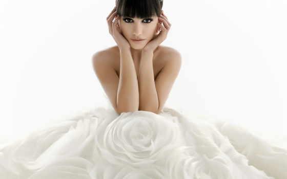 моника, cruz, крус, aire, барселона, платье, сестричка, коллекция, платьев, свадебных,