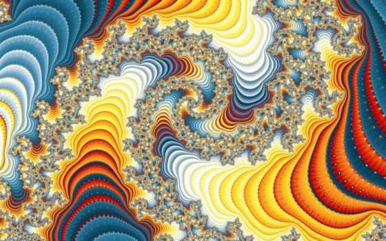 abstrakciya, фракталы, фотопанно