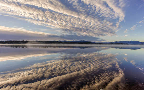 озеро, небо, горы, landscape, water, гора, отражение, природа, бавария, trees, getbg,