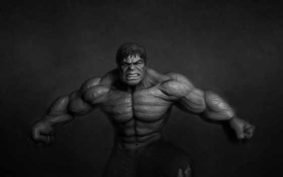 monster, халк, hulk