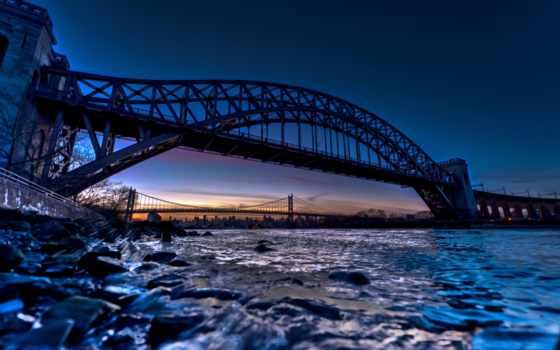 gate, ад, мост