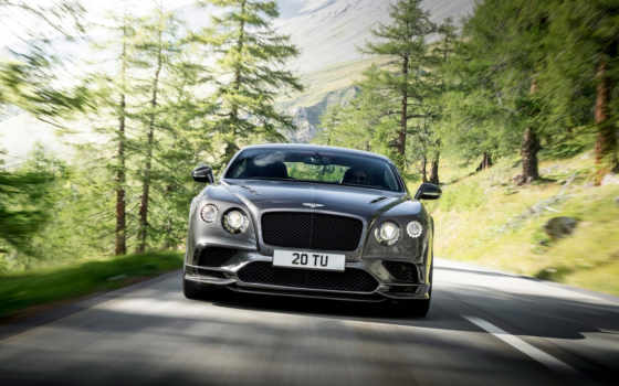 bentley, continental, supersports, янв, powerful, самый, car, ever,