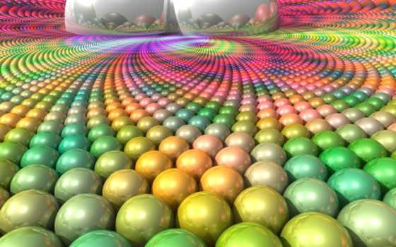 balls, multicolor
