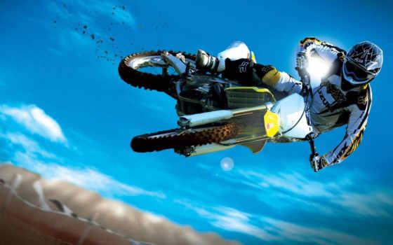 ,спорт, прыжок, экстрим, мотоцикл,