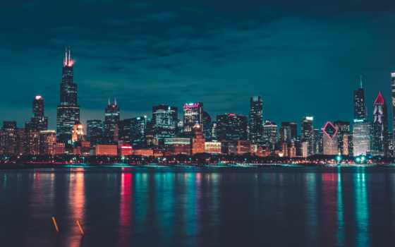 город, ночь, boost, bass, lullaby
