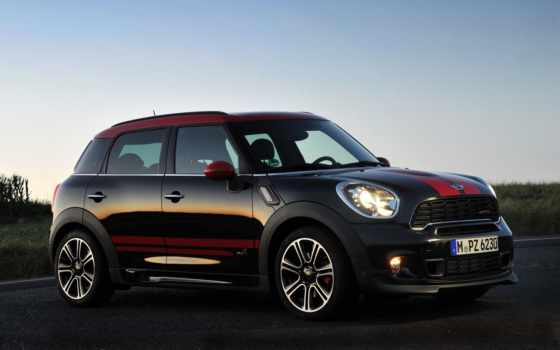 mini, countryman