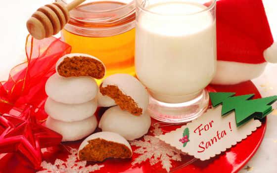 год, new, печенья, рождественские, новогодние, торты, красавица, красивая,