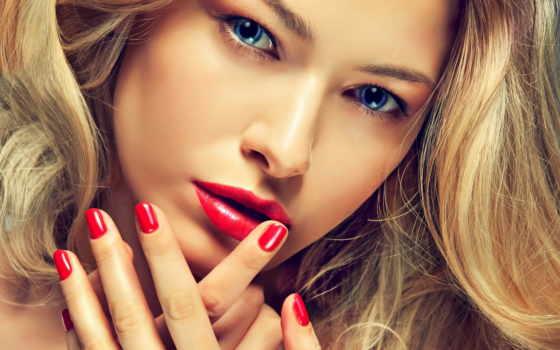 макияж, блондинок, макияжа