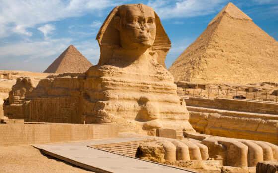 египет, пирамида, египетский, египта, старинный, great, giza, сфинкс