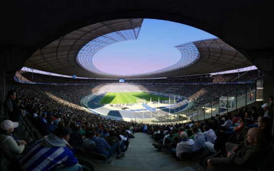 стадион, футбольный Фон № 5406 разрешение 2560x1600