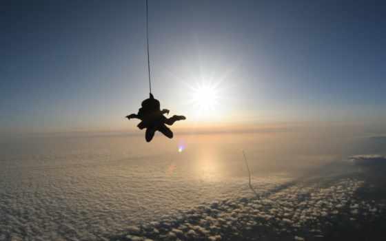 прыжок, адреналин, картинка
