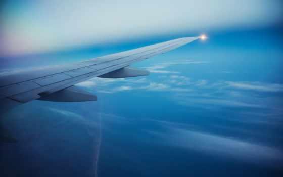 самолета, dubai, самолёт, eolie, oblaka, небо, крыло, ди, per, isole, полет,