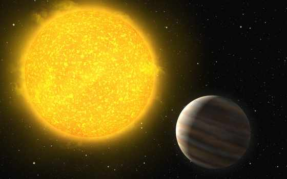 звезда, космос, 资源分享, обнаружена, старейшая, солнца, планета, exoplaneten, planeta, možda, sunčevog, sistema, возле, que,