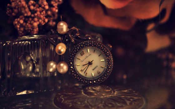 металл, циферблат, брелок, часы, бусины, подвеска,