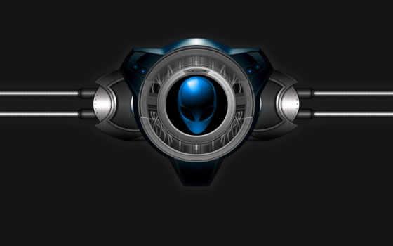 alienware механизм