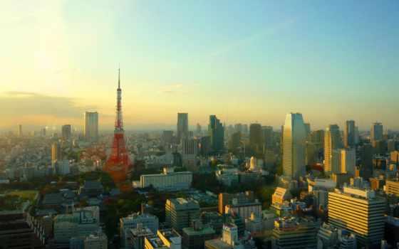 tokyo, tokio, япония, japanese, ночь, towers, небоскребы, cityscapes,