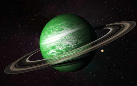 planeta, fondos, pantalla, planetas, descargar, anillo, tecido, verde, espacio, planetario,