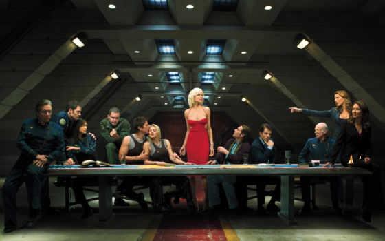 cruiser, galaxy, star, сниматься, galactica, battlestar, тв, кинотеатр,