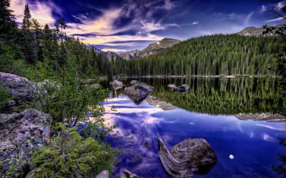 природа, красивые, landscapes, пейзажи -, rylik,