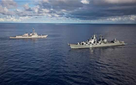 крейсер, эскадренный
