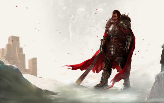 создать, war, men, mars, flame, очередная, рпг, orcs, угрожают, bound, миру, logs, ледяные, фентезийному, создателей, попытка, эпичную,