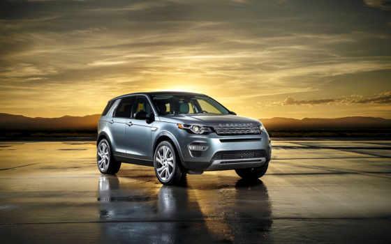 rover, land, discovery, спорт, внедорожник, suvs, тест,