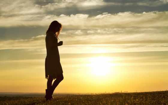 soleil, femme, coucher, des, images, психограмматика, plus, photos, qui, gratuite,