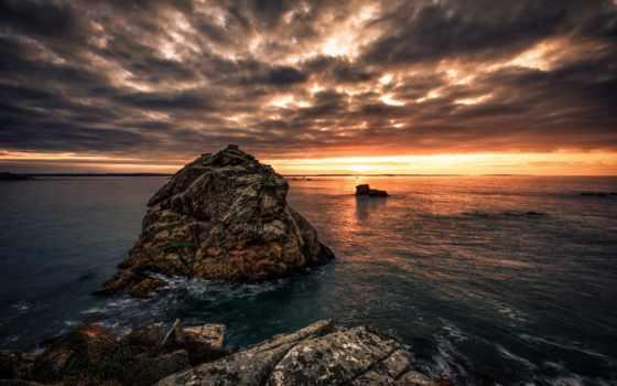 море, коллекция, закаты, рассветы, brittany, природа, favorites, flickr,