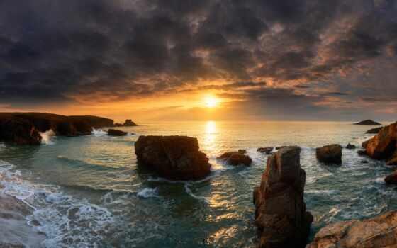 coastline, klippe, resolution, плакат, фото, rate, взгляд, дорога, balloon, air, hot