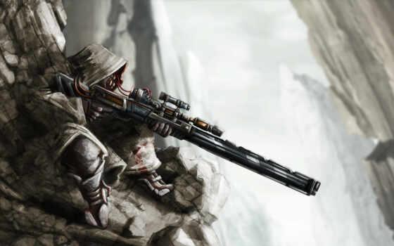 снайпер, винтовка