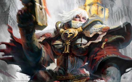 warhammer, games