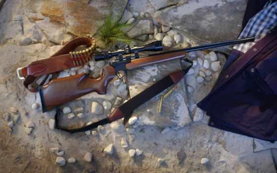 оружие, охота