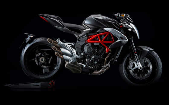 superbike black