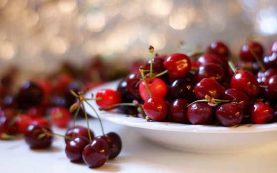 ягоды, cherry, зиму, вишни, настоек, компот, desktop, страница,