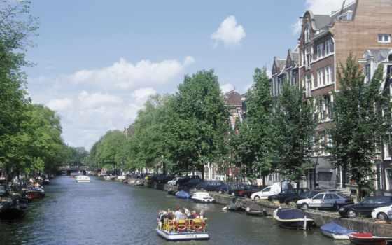 amsterdam, olanda, rivers, per, нидерланды, keywords, mangiare, ristoranti, monumenti, til,